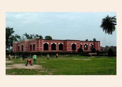 Tomb of Nur Jahan at Shahdara